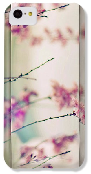 IPhone 5c Case featuring the photograph Breezy Blossom Panel by Jessica Jenney