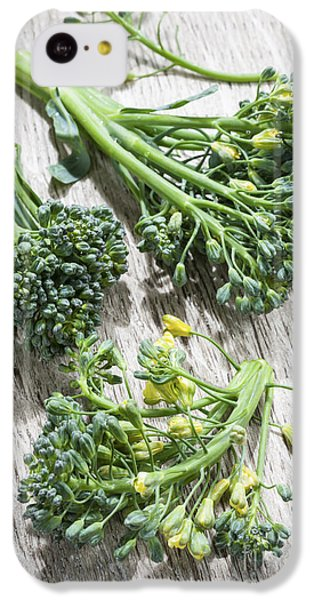 Broccoli Florets IPhone 5c Case