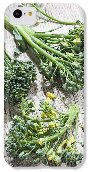 Broccoli Florets IPhone 5c Case by Elena Elisseeva