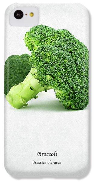 Broccoli IPhone 5c Case by Mark Rogan