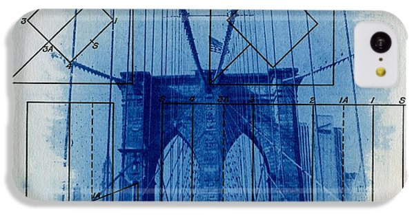 Brooklyn Bridge IPhone 5c Case