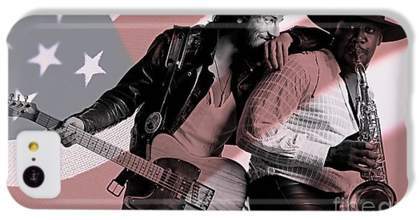 Bruce Springsteen Clarence Clemons IPhone 5c Case