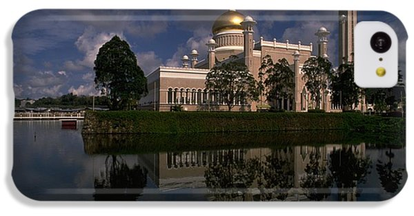 Brunei Mosque IPhone 5c Case