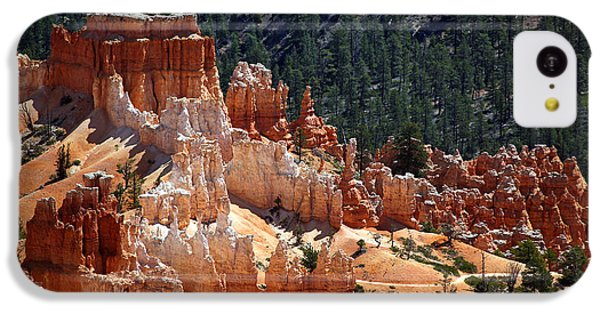 Mountain iPhone 5c Case - Bryce Canyon  by Jane Rix