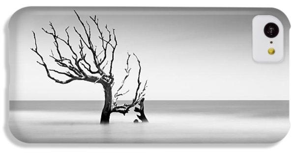 Bull iPhone 5c Case - Boneyard Beach  Xiv by Ivo Kerssemakers