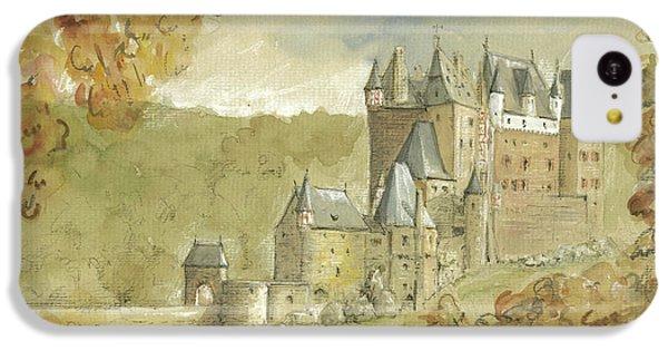 Burg Eltz Castle IPhone 5c Case