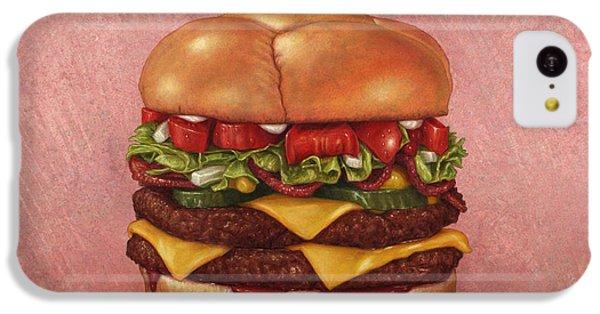 Burger IPhone 5c Case