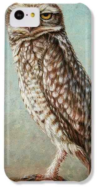 Burrowing Owl IPhone 5c Case