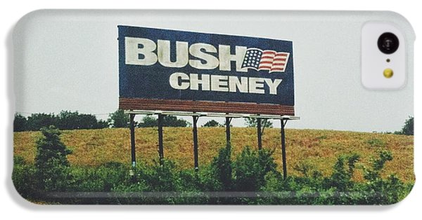 Bush Cheney 2011 IPhone 5c Case