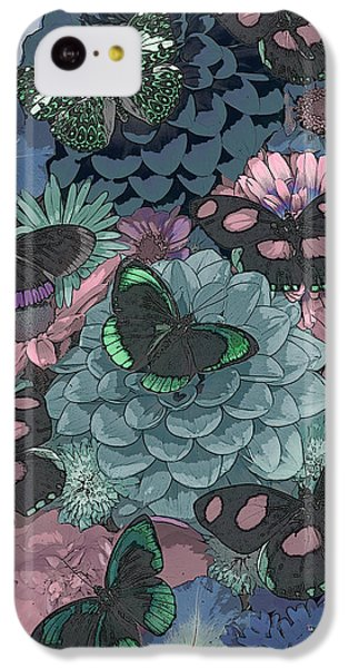 Fairy iPhone 5c Case - Butterflies by JQ Licensing