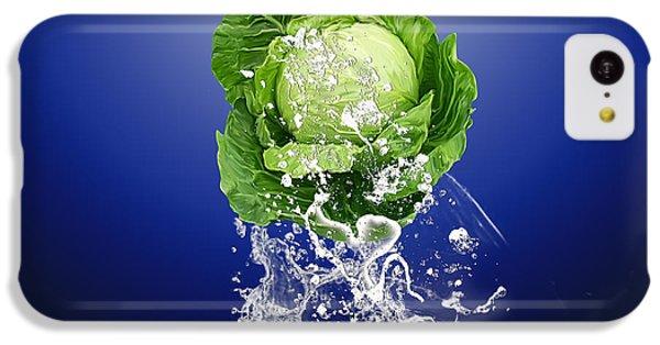 Cabbage Splash IPhone 5c Case