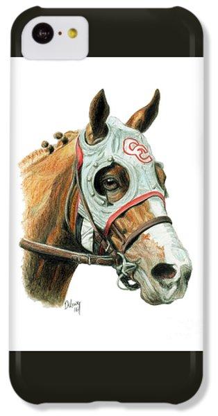 Horse iPhone 5c Case - California Chrome  2016 by Pat DeLong