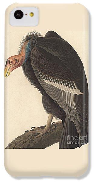 Californian Vulture IPhone 5c Case by John James Audubon