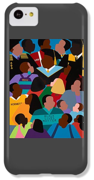 iPhone 5c Case - Called To Serve Inspiring Change by Synthia SAINT JAMES