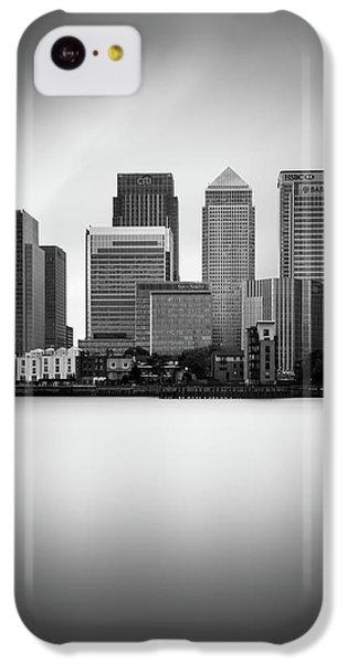 Canary Wharf II, London IPhone 5c Case