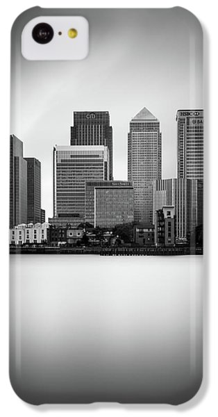 Canary Wharf II, London IPhone 5c Case by Ivo Kerssemakers