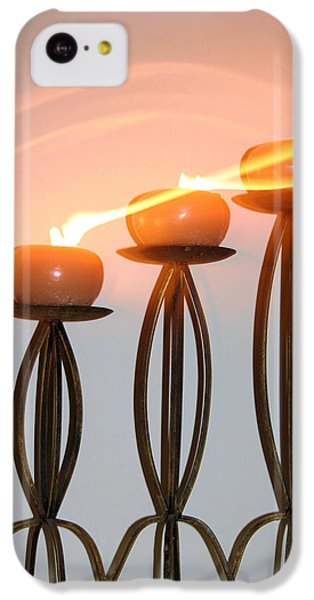 Candles In The Wind IPhone 5c Case