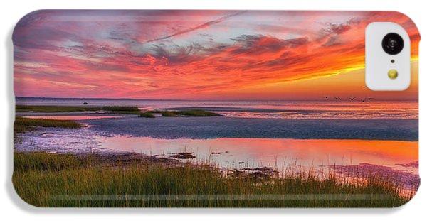 Cape Cod Skaket Beach Sunset IPhone 5c Case