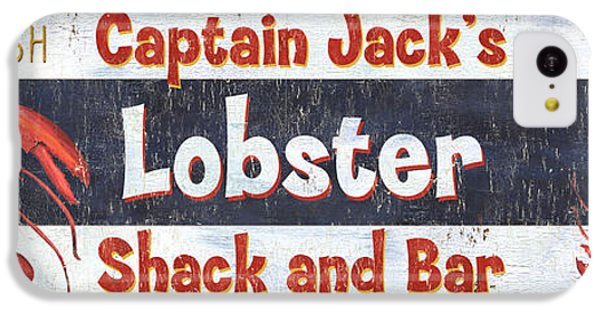 Captain Jack's Lobster Shack IPhone 5c Case
