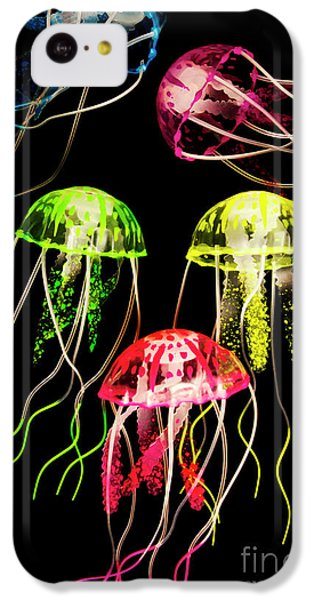 Captivating Connectivity IPhone 5c Case by Jorgo Photography - Wall Art Gallery