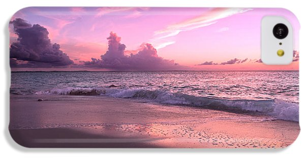 Ocean Sunset iPhone 5c Case - Caribbean Tranquility  by Betsy Knapp
