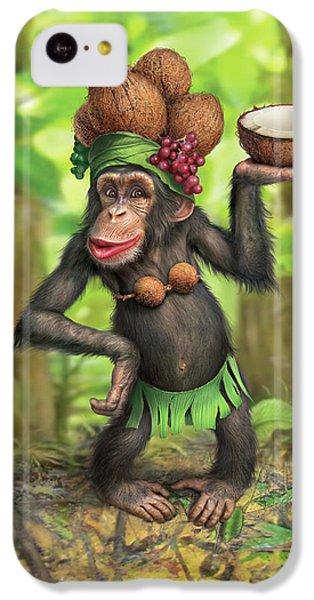 Carmen Coconuts IPhone 5c Case