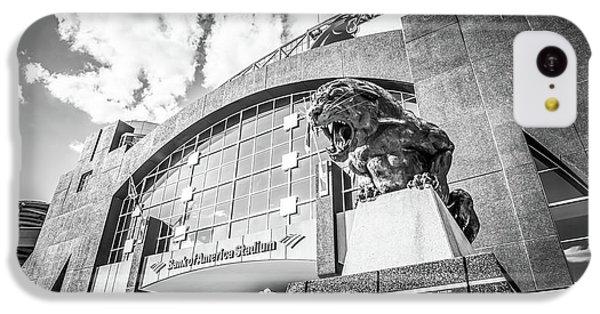 Carolina Panthers Stadium Black And White Photo IPhone 5c Case