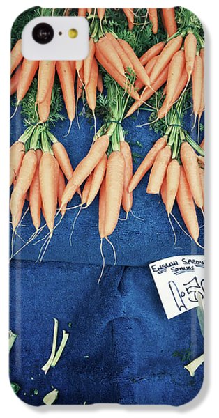 Carrots At The Market IPhone 5c Case