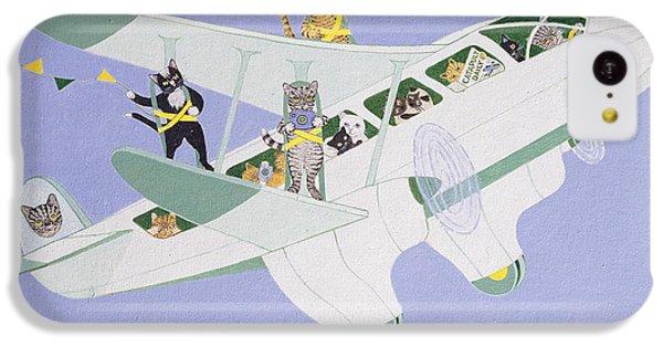 Cat Air Show IPhone 5c Case