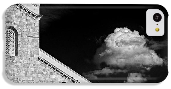 Cathedral And Cloud IPhone 5c Case by Silvia Ganora