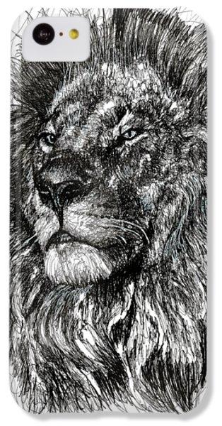 Cecil The Lion IPhone 5c Case