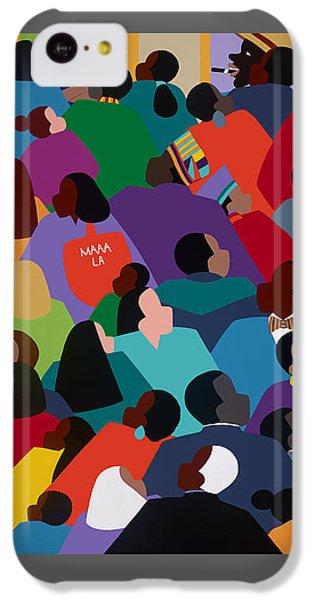 iPhone 5c Case - Celebration Maaa-la by Synthia SAINT JAMES