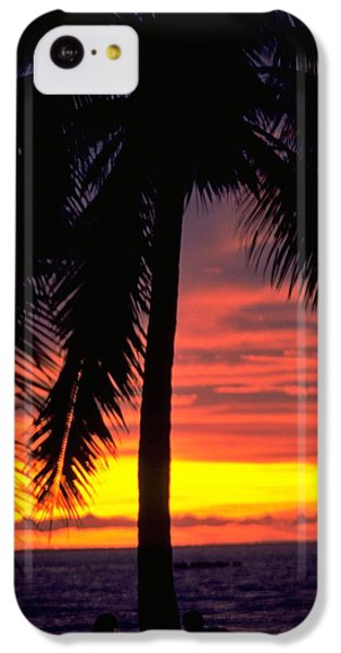 Champagne Sunset IPhone 5c Case