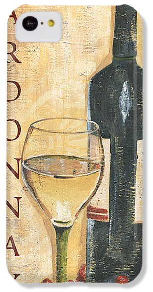 Chardonnay Wine And Grapes IPhone 5c Case