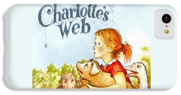 Charlottes Web IPhone 5c Case