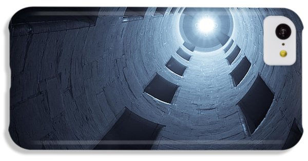 Chateau De Chambord Double Staircase IPhone 5c Case by Sebastian Musial