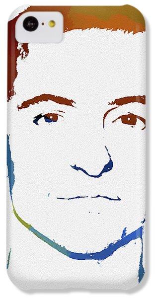 Chester Bennington Color Tribute IPhone 5c Case