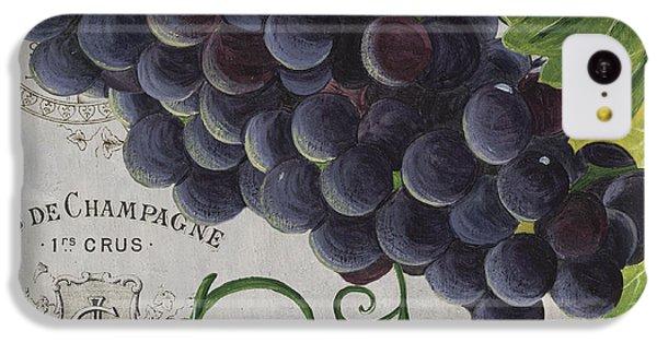 Vins De Champagne 2 IPhone 5c Case
