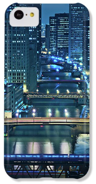 Chicago Bridges IPhone 5c Case