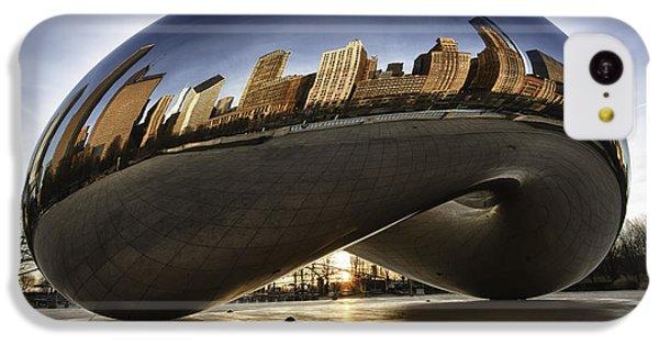 Chicago Cloud Gate At Sunrise IPhone 5c Case