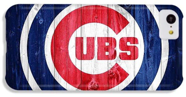 Chicago Cubs Barn Door IPhone 5c Case