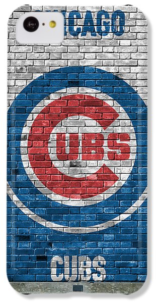 Chicago Cubs Brick Wall IPhone 5c Case