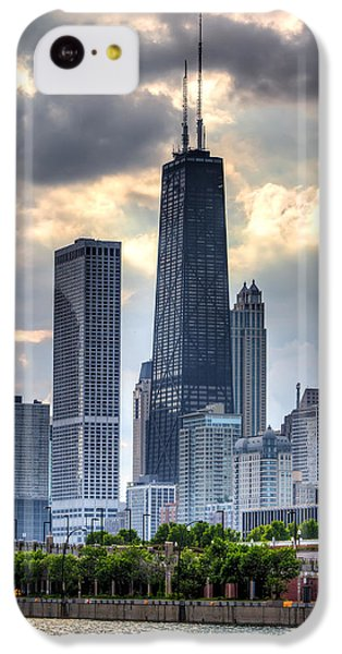 Chicago From The Pier IPhone 5c Case by Joshua Ball