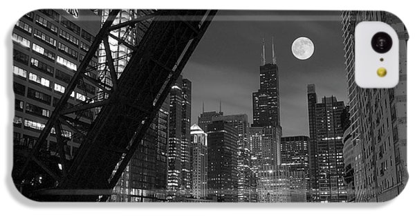 Chicago Pride Of Illinois IPhone 5c Case by Frozen in Time Fine Art Photography