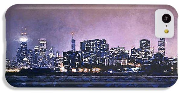 Chicago Skyline From Evanston IPhone 5c Case