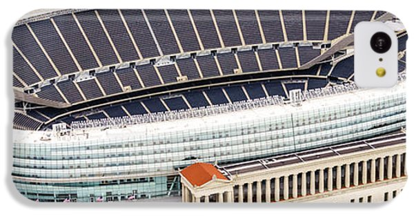 Chicago Soldier Field Aerial Photo IPhone 5c Case