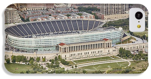 Chicago's Soldier Field Aerial IPhone 5c Case