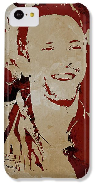 Chris Martin Coldplay IPhone 5c Case