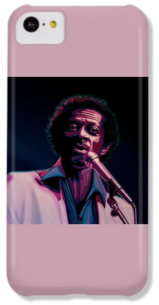 Chuck Berry IPhone 5c Case by Paul Meijering