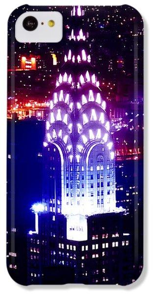 Chyrsler Lights IPhone 5c Case